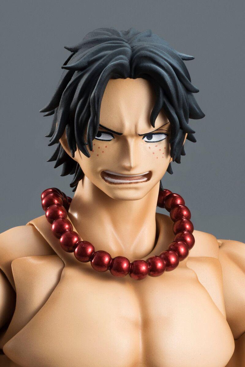Portgas D Ace One Piece VAH Figure