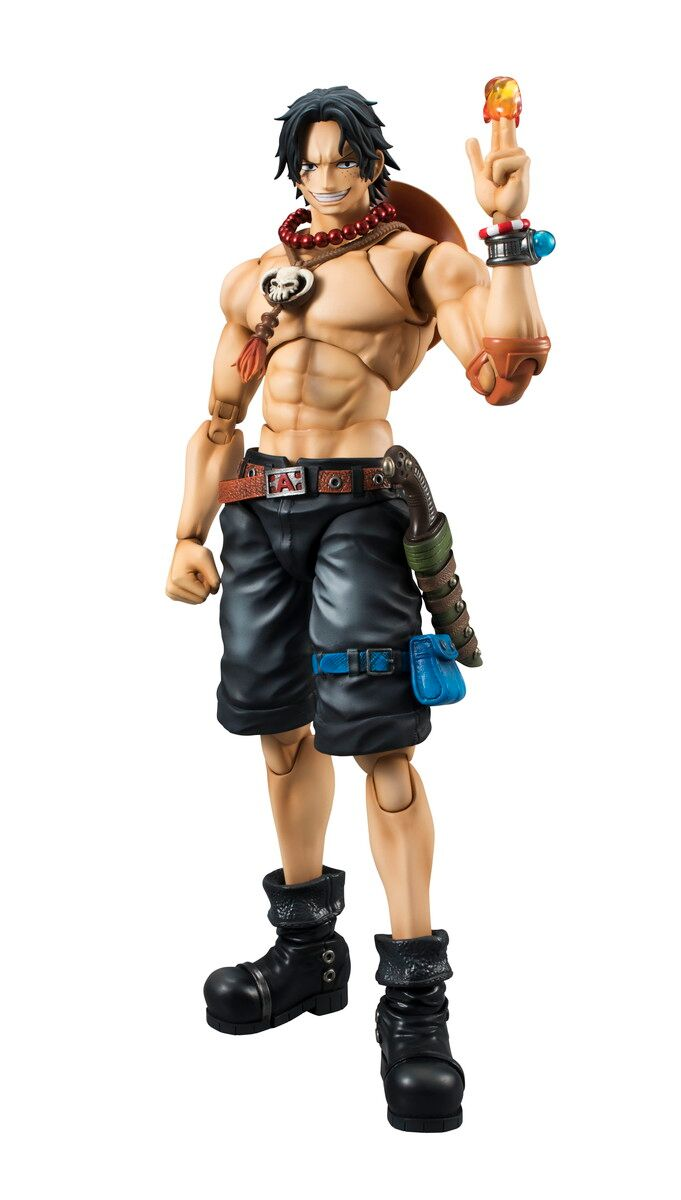 Portgas D Ace One Piece VAH Figure 4535123823718