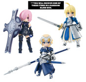 Fate/Grand Order Wave 1 (Re-Run) DESK TOP ARMY Figure Blind Box
