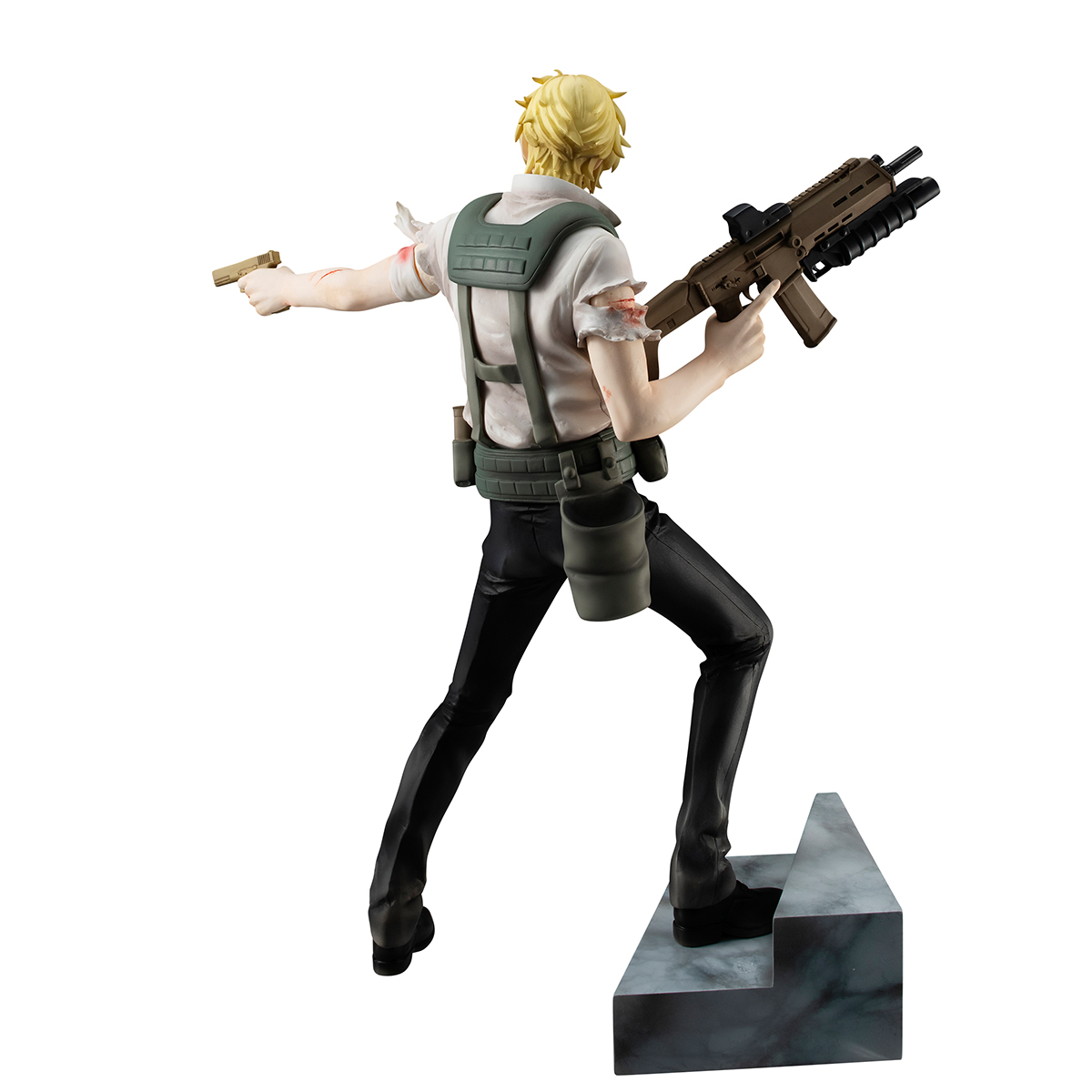 Ash Lynx Banana Fish GEM Series Figure