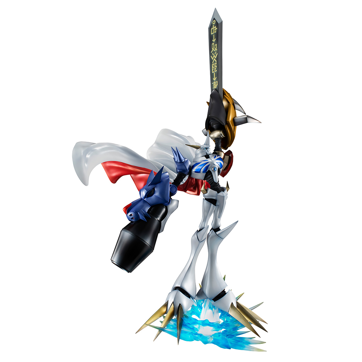 Omegamon Digimon Adventure Precious GEM Series Figure