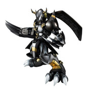 Black Wargreymon (Re-run) Digimon Adventure GEM Series Figure
