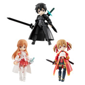 Sword Art Online DESK TOP ARMY Figure Blind Box