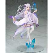 Emilia Crystal Step Ver Re:ZERO Starting Life in Another World Figure