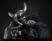 King Dark Ultimate Article Kamen Rider X Figure