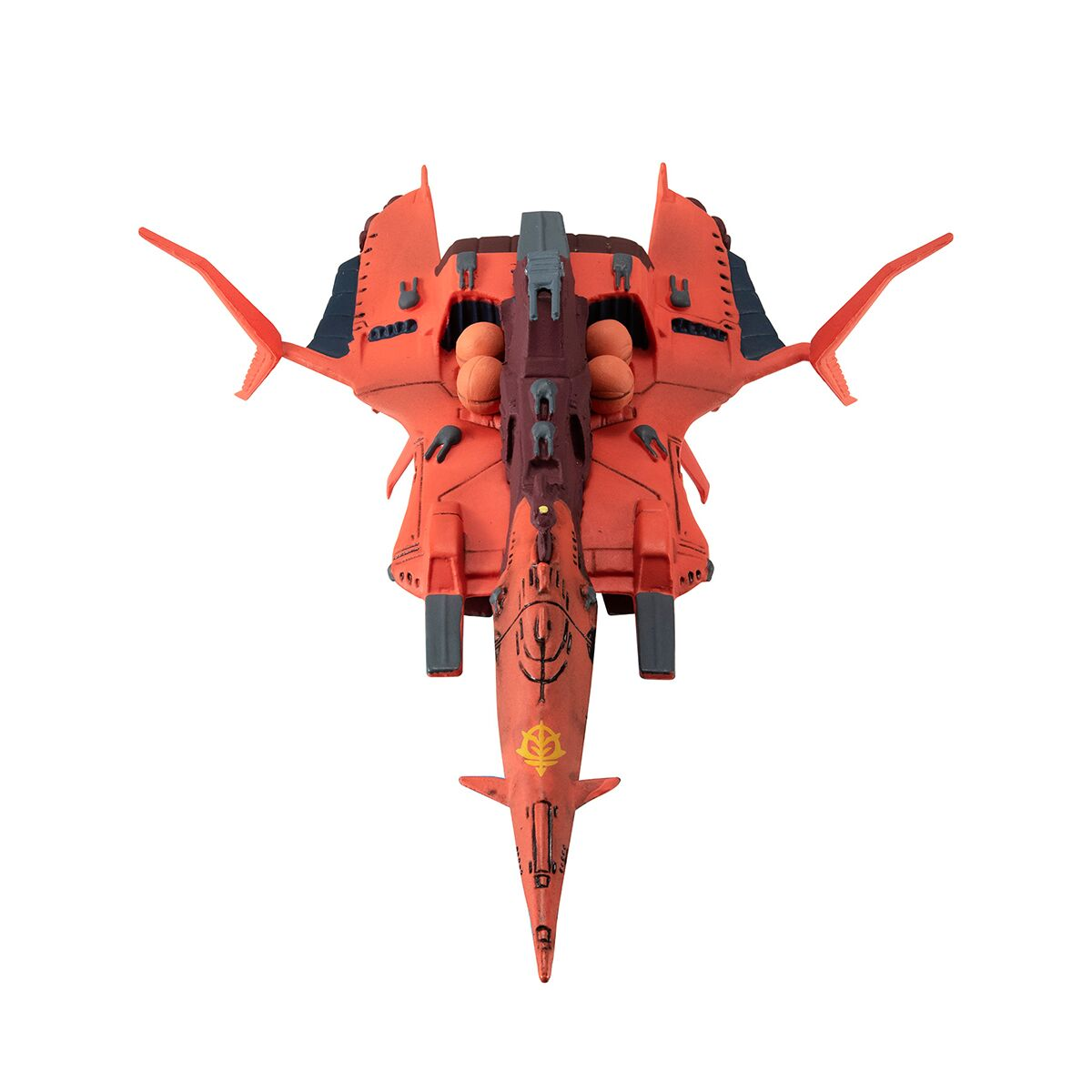 Gwadan Mobile Suit Z Gundam Cosmo Fleet Collection Figure