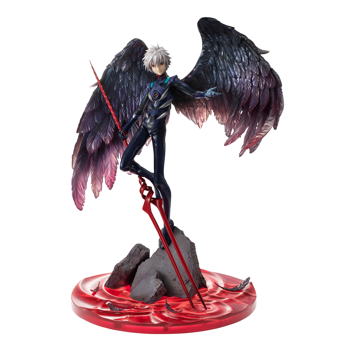 Kaworu Nagisa Movie Ver Evangelion Figure