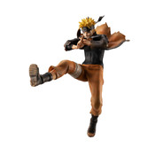 Naruto Uzumaki Shinobi World War Ver Naruto Shippuden GEM Series Figure