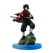 Giyu Tomioka Demon Slayer GEM Series Figure
