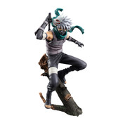 Kakashi Hatake (Re-run) Anbu Ver Naruto GEM Series Figure