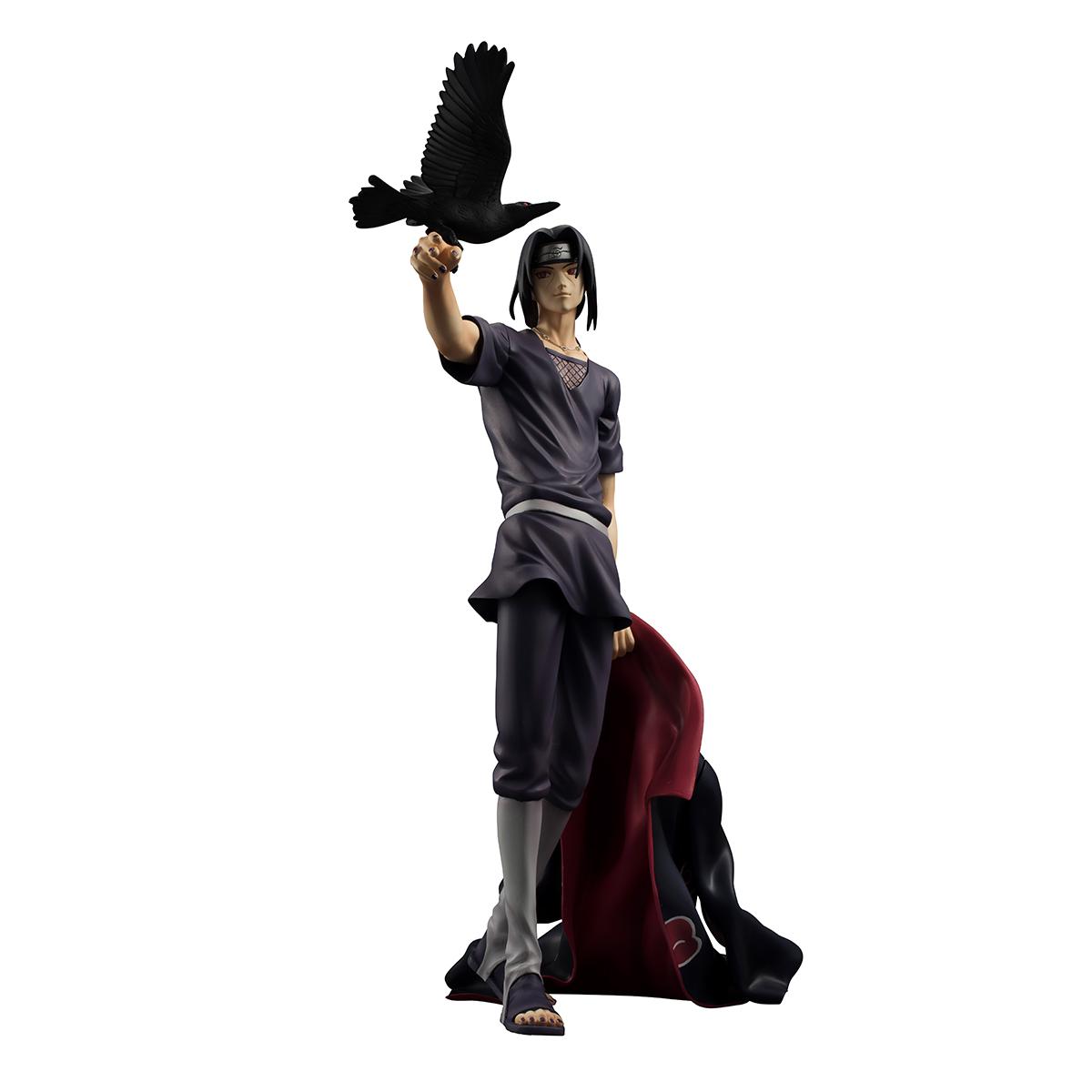 Itachi Uchiha (Re-run) GEM Series Naruto Figure