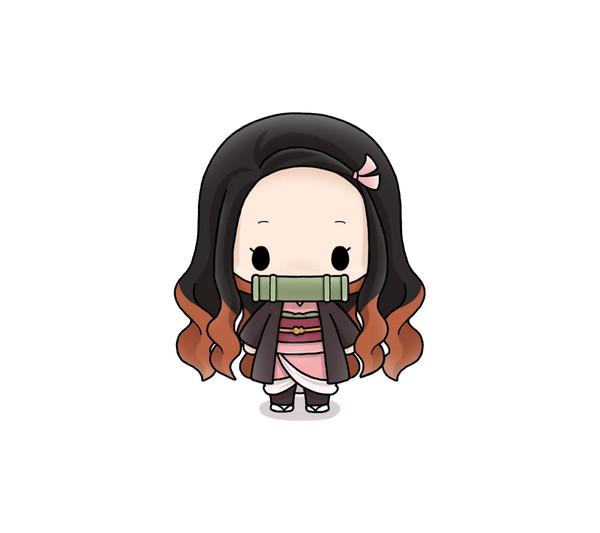 Demon Slayer Chokorin Mascot Figure Blind Box