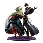 LL & CC Code Geass Lelouch of the Re; Surrection Precious GEM Figure Set