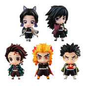 Mascot Set A Demon Slayer Miniature Figure Set