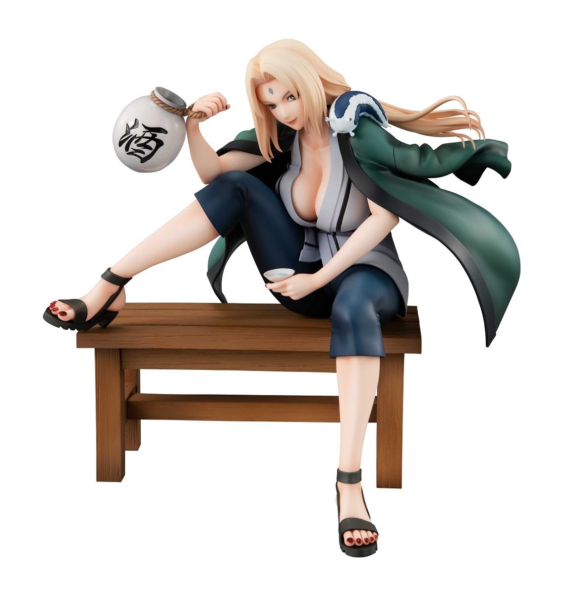 Tsunade Naruto Gals Ver 2 Naruto Figure