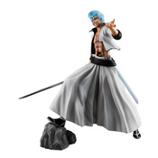 Grimmjow Jaegerjaquez Bleach GEM Series Figure