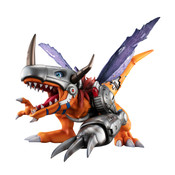 Metal Greymon Digimon Adventure Precious GEM Series Figure