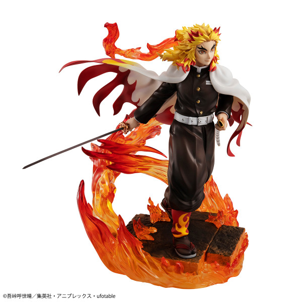 Kyojuro Rengoku Demon Slayer GEM Series Figure