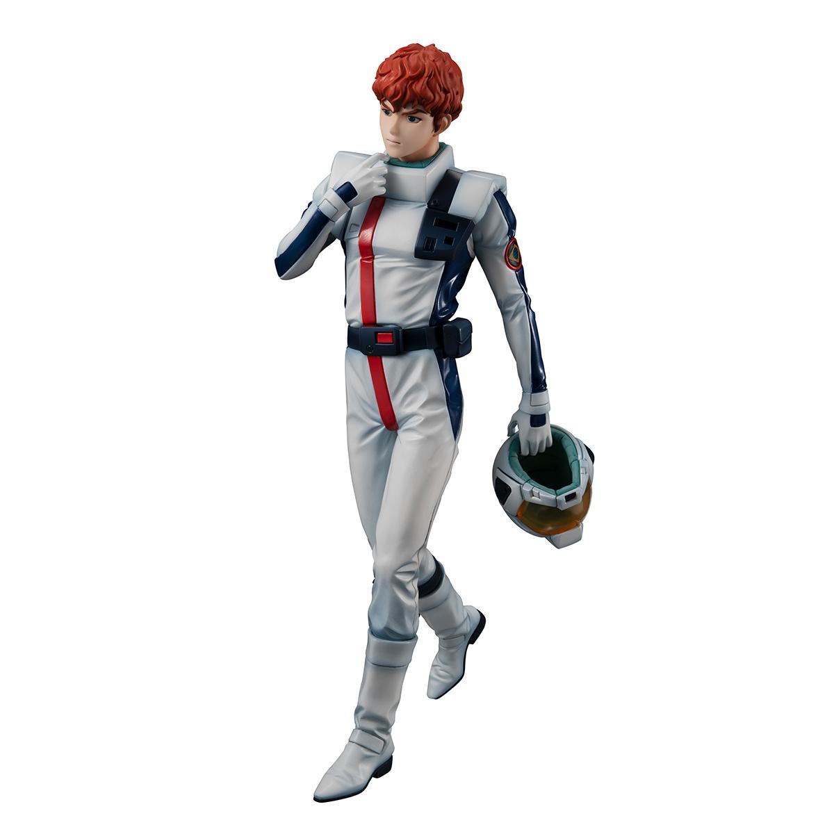 Amuro Ray Char's Counterattack Ver Mobile Suit Gundam Figure