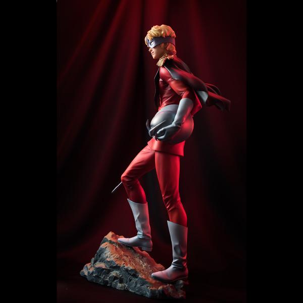 Char Aznable (Re-run) Art Graphics Mobile Suit Gundam Figure