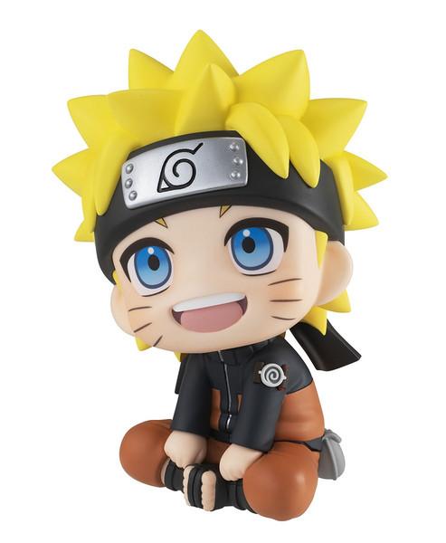 Naruto Uzumaki (Re-run) Look Up Series Naruto Figure