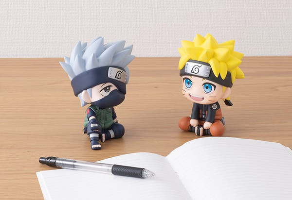 Kakashi Hatake (Re-run) Look Up Series Naruto Figure