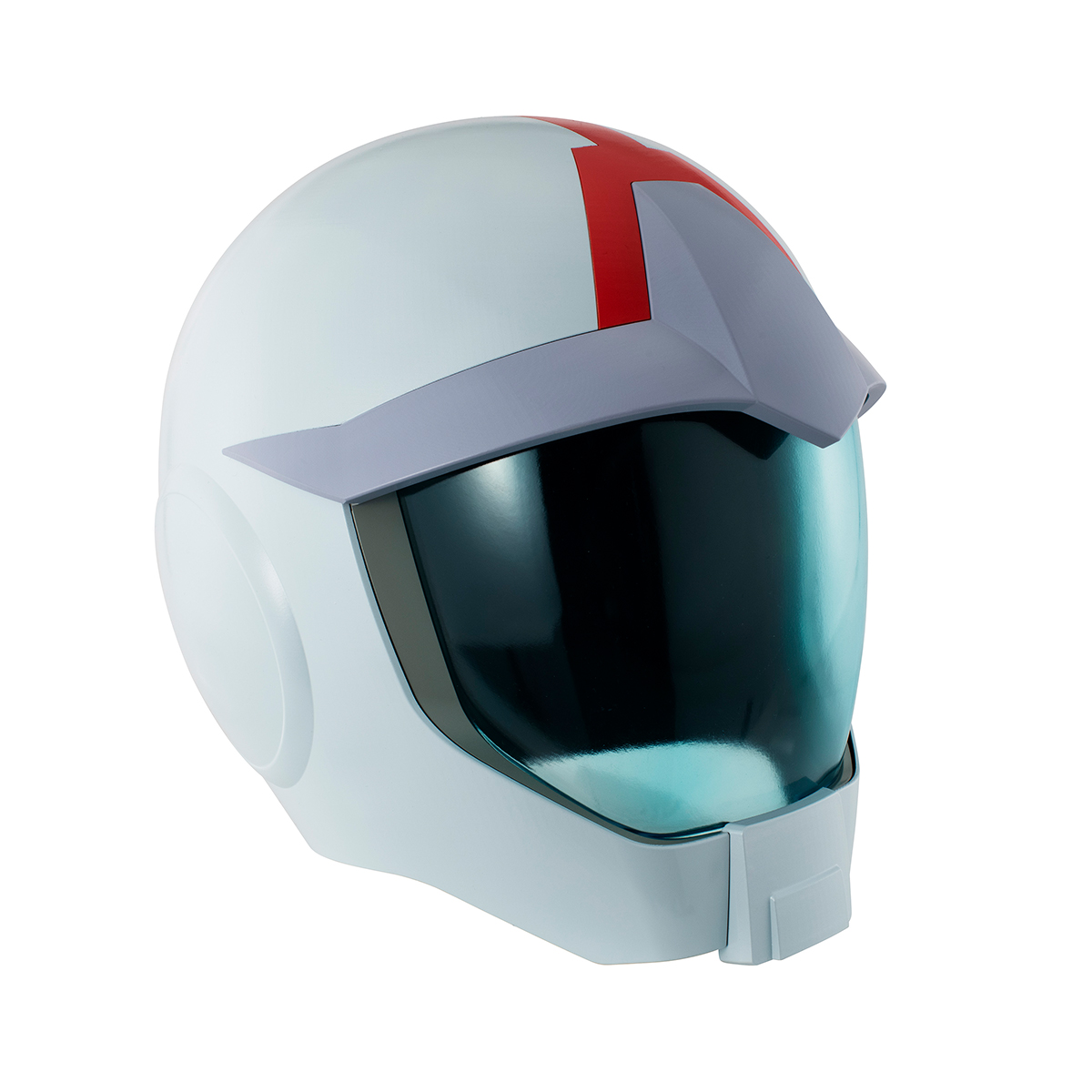 Full Scale Works Earth Federation Army Helmet Mobile Suit Gundam Replica