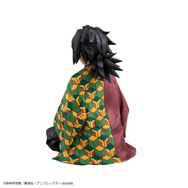 Giyu Tomioka Demon Slayer Palm Size GEM Series Figure