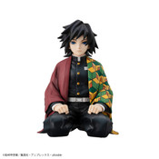 Giyu Tomioka Demon Slayer Palm Size GEM Series Figure