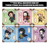 Demon Slayer Colorful Acrylic Standee Blind Box