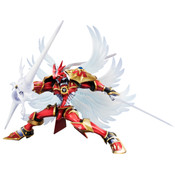 Dukemon (Re-run) Crimson Mode Ver Digimon Tamers GEM Series Figure