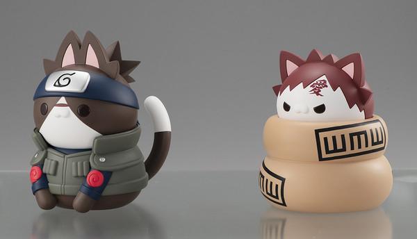Gaara Nyanto! The Big Nyaruto Series Naruto Shippuden Figure