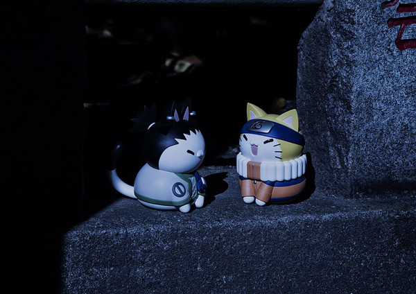 Shikamaru Nara Nyanto! The Big Nyaruto Series Naruto Shippuden Figure