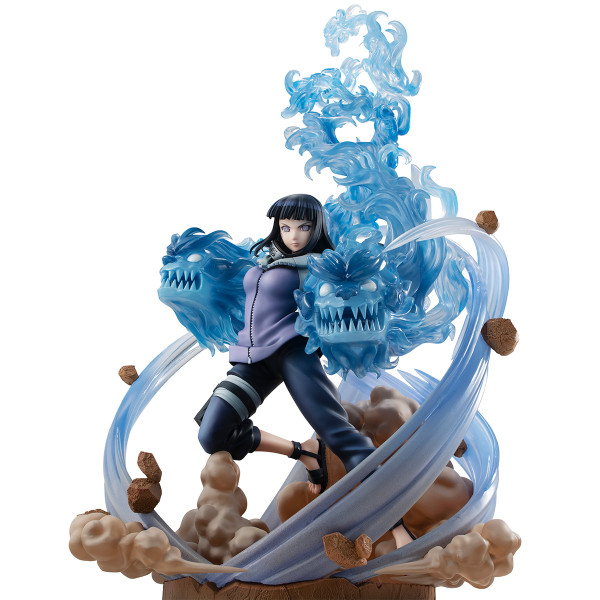 Hinata Naruto Gals DX Ver 3 Naruto Shippuden Figure