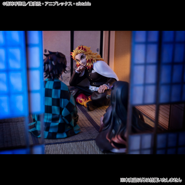 Kyojuro Rengoku Demon Slayer Palm Size GEM Series Figure With Gift