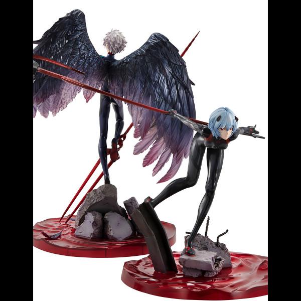 Rei Ayanami Evangelion Movie GEM Series Figure