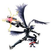 Beelzebumon & Impmon (Re-run) Digimon GEM Series Figure