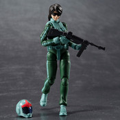 Standard Infantry Zeon Army Soldier 05 G.M.G. Mobile Suit Gundam Action Figure