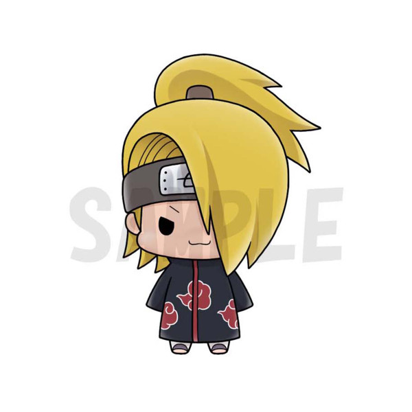 Naruto Vol 2 Chokorin Mascot Figure Blind Box