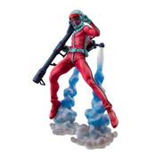 Char Aznable Normal Suit Ver GGG Series Mobile Suit Gundam Figure