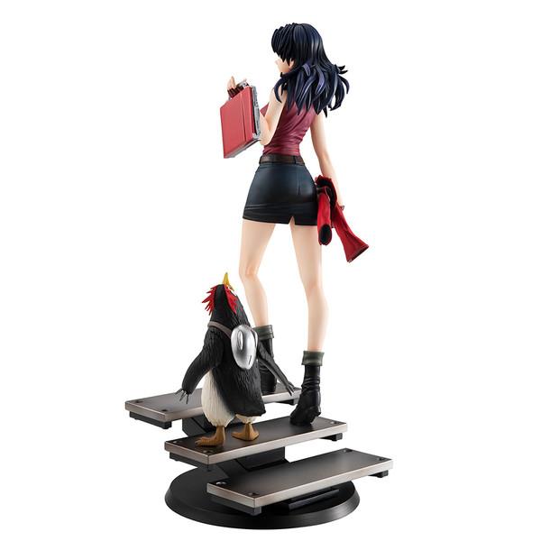 Misato Katsuragi & Pen Pen Rebuild of Evangelion GALS Series Figure Set
