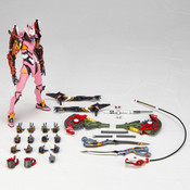 EV-023 Kai Unit-08 Gamma Evangelion Evolution Action Figure