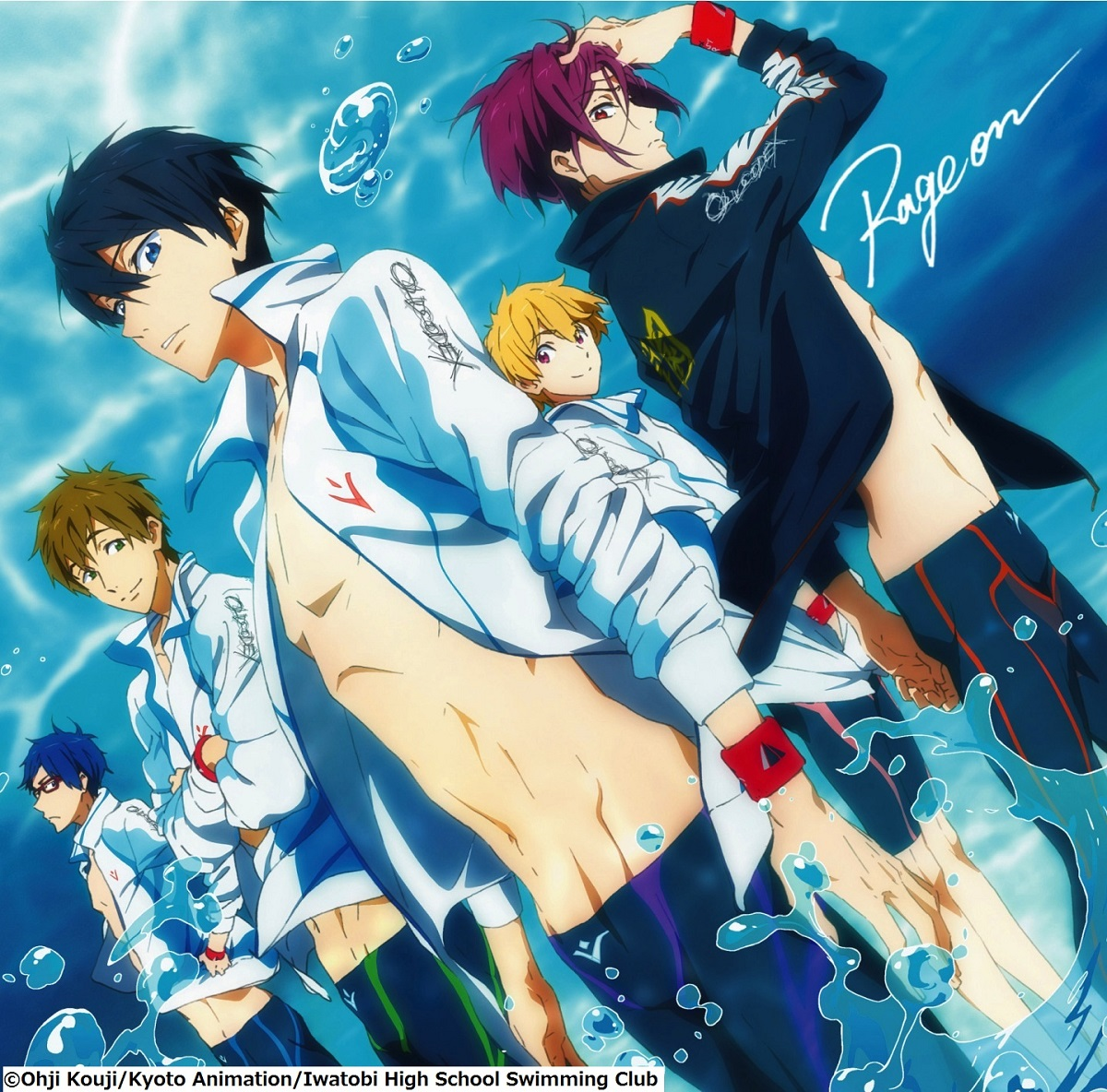 Anime Ver Jacket CD Import