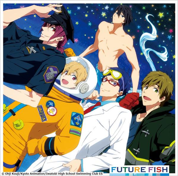 FUTURE FISH Free! Eternal Summer CD (Import)