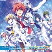 MONSTER GENERATiON IDOLiSH7 CD (Import)
