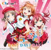 Genki Zenkai DAY! DAY! DAY! CYaRon! Love Live! Sunshine!! CD (Import)