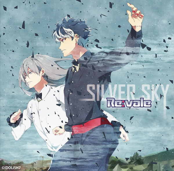 SILVER SKY Re:vale IDOLiSH7 CD (Import)