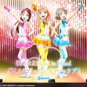 Kimetayo Hand in Hand Daisuki Dattara Daijoubu! Love Live! Sunshine!! CD (Import)