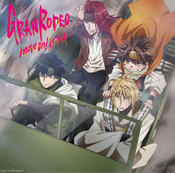move on! Ibara Michi SAIYUKI RELOAD BLAST Anime ver Jacket CD