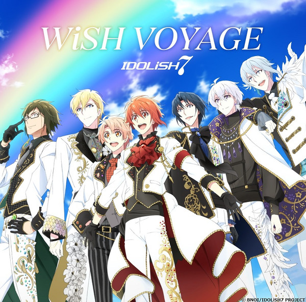WiSH VOYAGE Dancing BEAT IDOLiSH7 CD (Import)